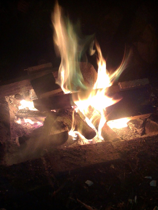 Camp Fire - Friday Night